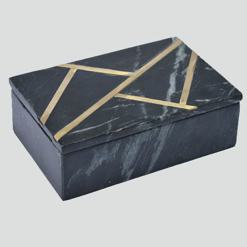 living antiques marble box