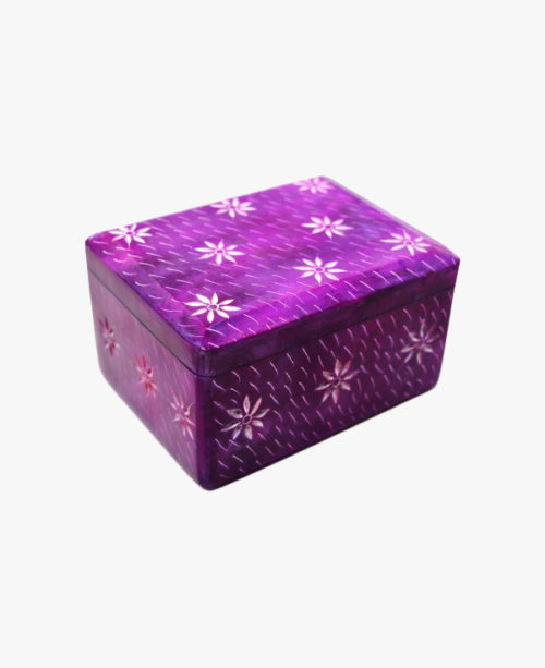 purple gifting box